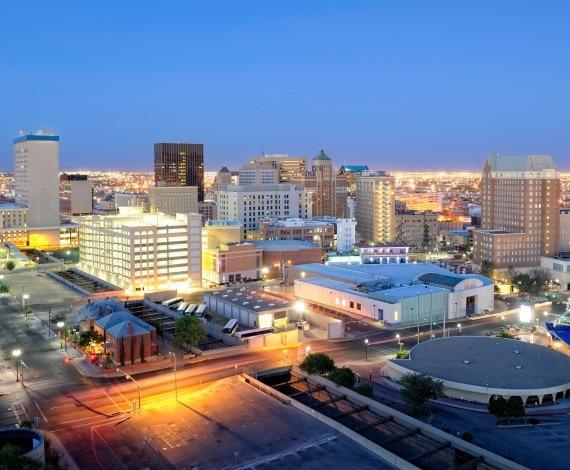 single men in El Paso