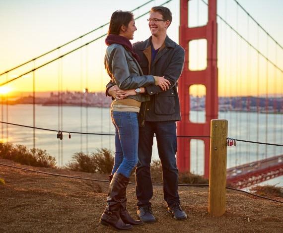 single men in San Francisco