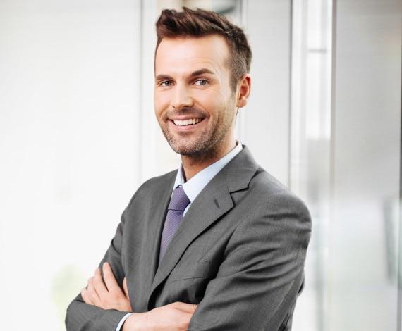single professional men