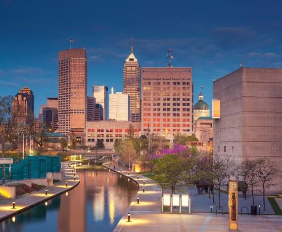 single men in Indianapolis