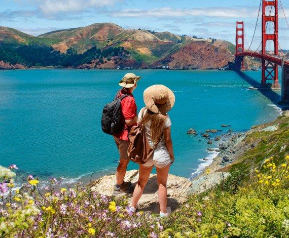 meet women in San Francisco